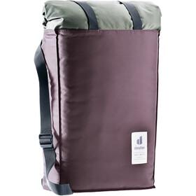 deuter Infiniti Rolltop Backpack, violeta/gris